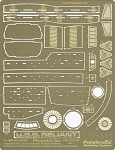 USS RELIANT 1:537 Scale Photoetch Set